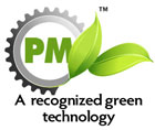 PM, a recognized green technology